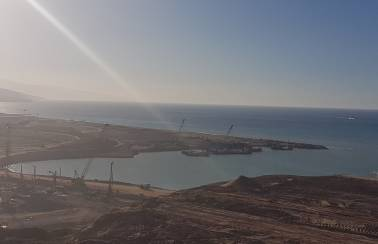 LafargeHolcim provides customized solutions for port projects in Ecuador and Morocco