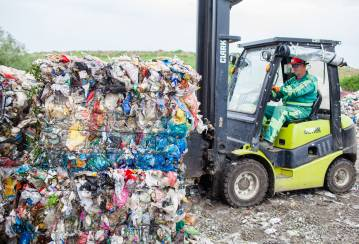 Geocycle: solving municipal waste treatment challenges & creating jobs