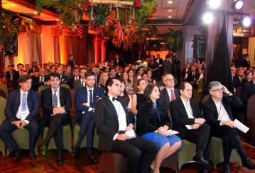 LafargeHolcim Awards honor sustainable solutions for urgent water problems in Costa Rica ceremony