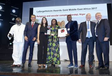 LafargeHolcim Awards honor sustainable building projects in Middle East Africa