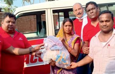 ACC supports cyclone struck Odisha