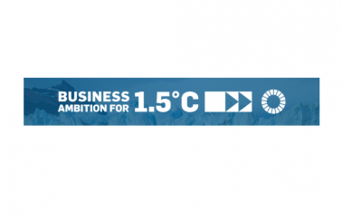 Business Ambition for 1.5℃