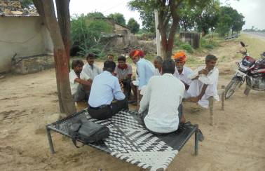 India - Geocycle secures biomass needs from local farmers