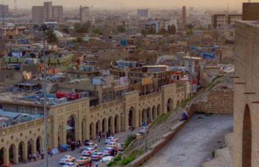 The citadel of Erbil comes back to life