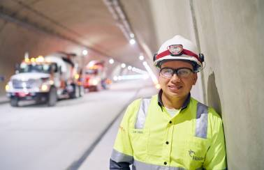 Engineering high-level infrastructure to connect communities