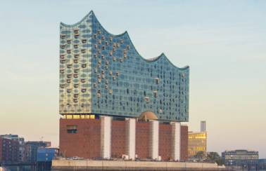 A symphony of customized concretes for the Elbphilharmonie