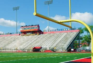 A new stadium with recycled aggregates for the city of Guelph
