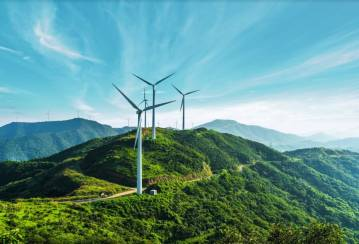 Bringing wind energy down to earth