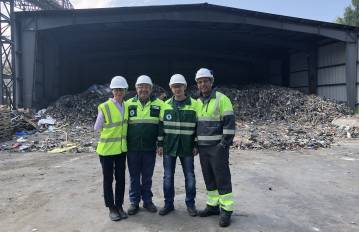 Geocycle's unique, award-winning waste management solution