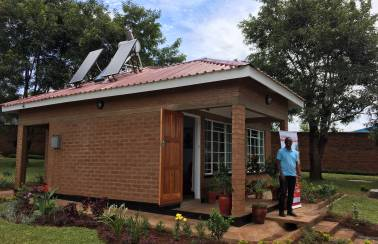 DURABRIC Homes builds your dream house in Malawi