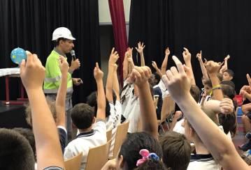 UAE - Geocycle inspires schoolchildren to recycle in Dubai