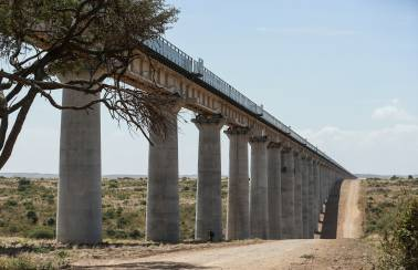 SGR project spotlight: Infrastructure