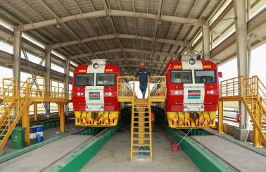 Only LafargeHolcim Can: Surpass expectations on Kenya's SGR project