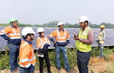 Holcim allocates CHF 100m to reduce CO2 emissions in India