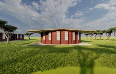 14Trees pioneers 3D printing technology in Africa for affordable housing and schools