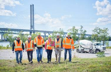 Delivering sustainable infrastructure in Canada