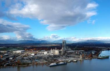 LafargeHolcim launches carbon capture project in Canada