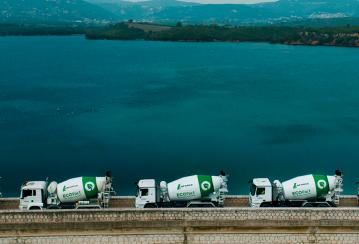 Industry-leading digital logistics platform improves efficiency and reduces Scope 3 emissions