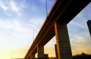 Sustainable concrete for Belgrade beltway