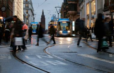 Improving urban mobility in the UK