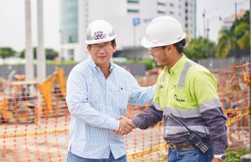LafargeHolcim supports the Global Alliance for Buildings and Construction (Global ABC)