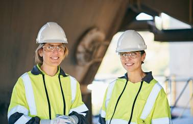Welcoming more women in technical positions