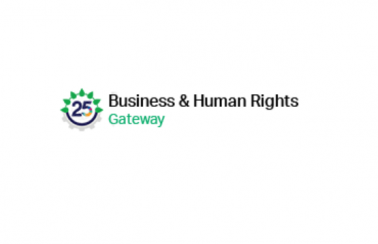 Call to Action for Business Leadership on Human Rights