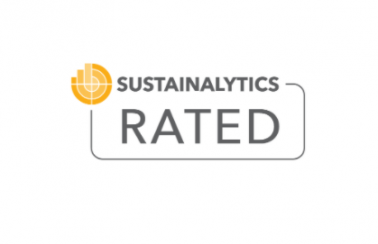 Sustainalytics risk rating