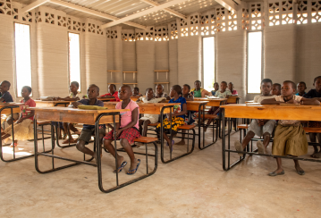 World's first 3D-printed school opens in Malawi