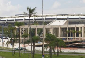 Rapid delivery sees Maracanã Stadium ready for game time!