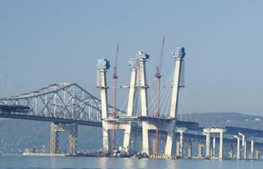 A stronger, longer-lasting bridge for New York with LafargeHolcim high-performance concrete