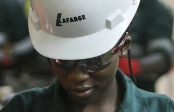 Nigeria - Two LafargeHolcim employability projects to empower women across the country