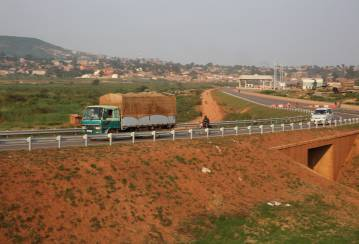 Partnering with CCCC for three infrastructure projects in Uganda
