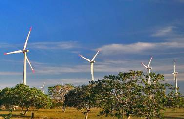 Bringing wind energy to Northeast Brazil with our cement and concrete!