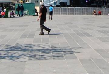 Paris: Concrete comes to the Place de la République!