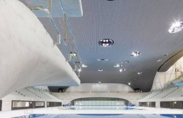 Other projects with Zaha Hadid Architects