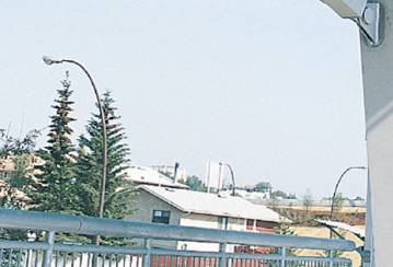 An award-winning light-rail transit station made of Ductal® concrete
