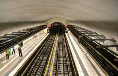 Algiers metro system