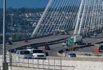 Canada: No more bottlenecks thanks to the new record-breaking bridge!