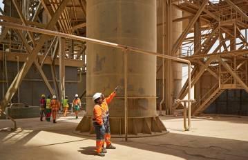 LafargeHolcim accelerates growth momentum; Revenue increased 6.2% in Q2