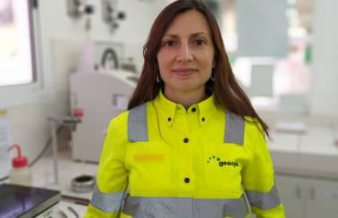 Romina, Lab Coordinator