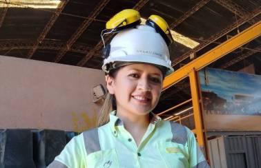 Romina, Quarry Supervisor