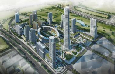 LafargeHolcim helps build Egypt's new capital and highest tower in Africa