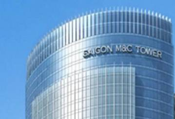 Saigon M&C: a tower of tomorrow made of concrete