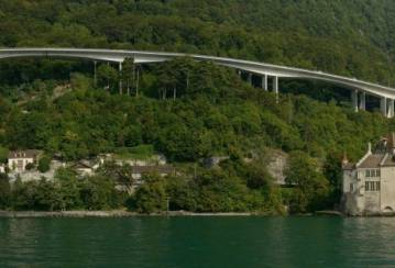 With our Ductal® concrete, Chillon viaducts will connect the cities for long