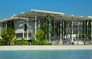 The Pérez Art Museum Miami: LafargeHolcim's UHPC provides aesthetics and strength