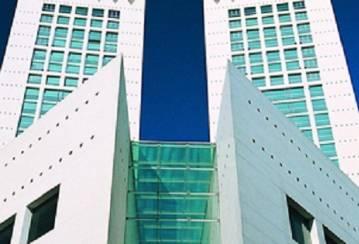 Twin Center: Towering concrete in Casablanca
