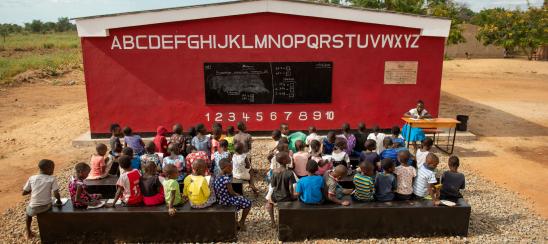 14 trees malawi school