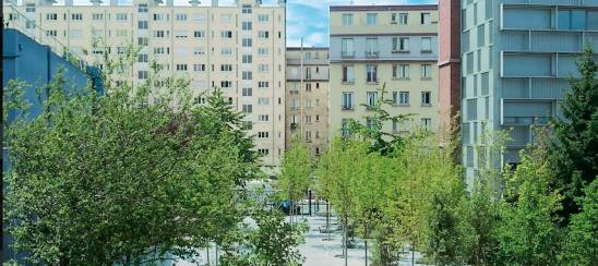 holcim urban forest france