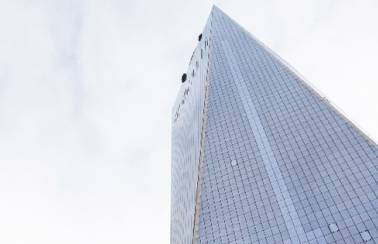 Lafarge cements for One World Trade Center, New York City